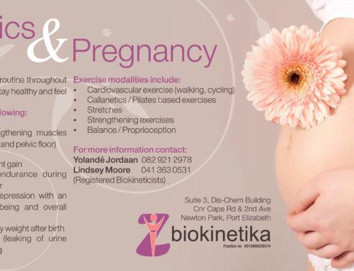 Biokinetics & Pregnancy